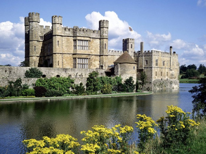 leeds-castle-england- Top 10 Best Countries to Visit in Europe 2019