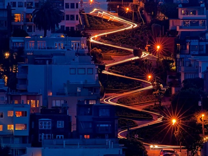 lombard-street-san-francisco_59769_990x742 55 Most Fascinating & Weird Roads Like These Before?