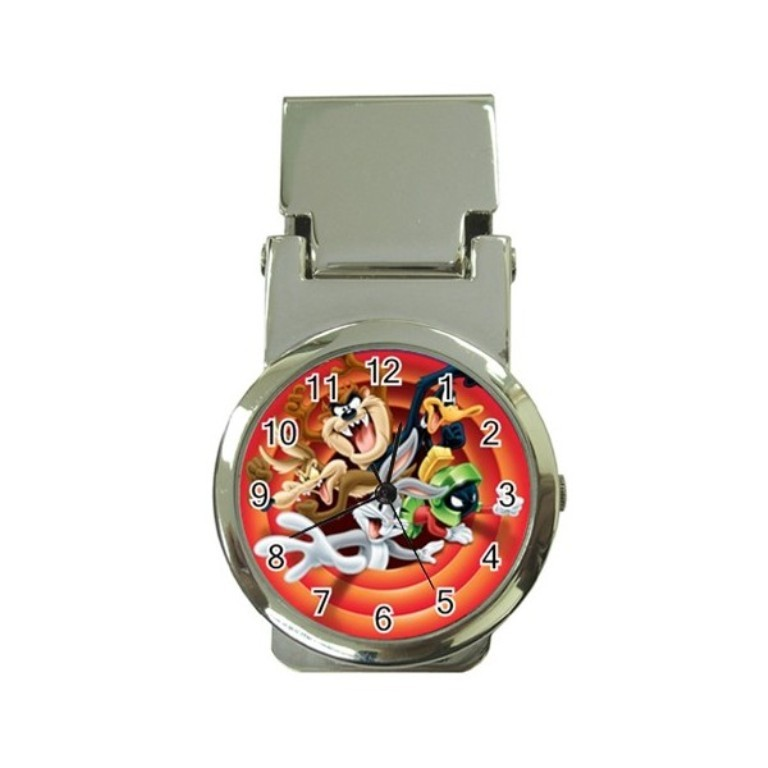 looney-tunes-money-clip-watch Best 35 Money Clips for Men