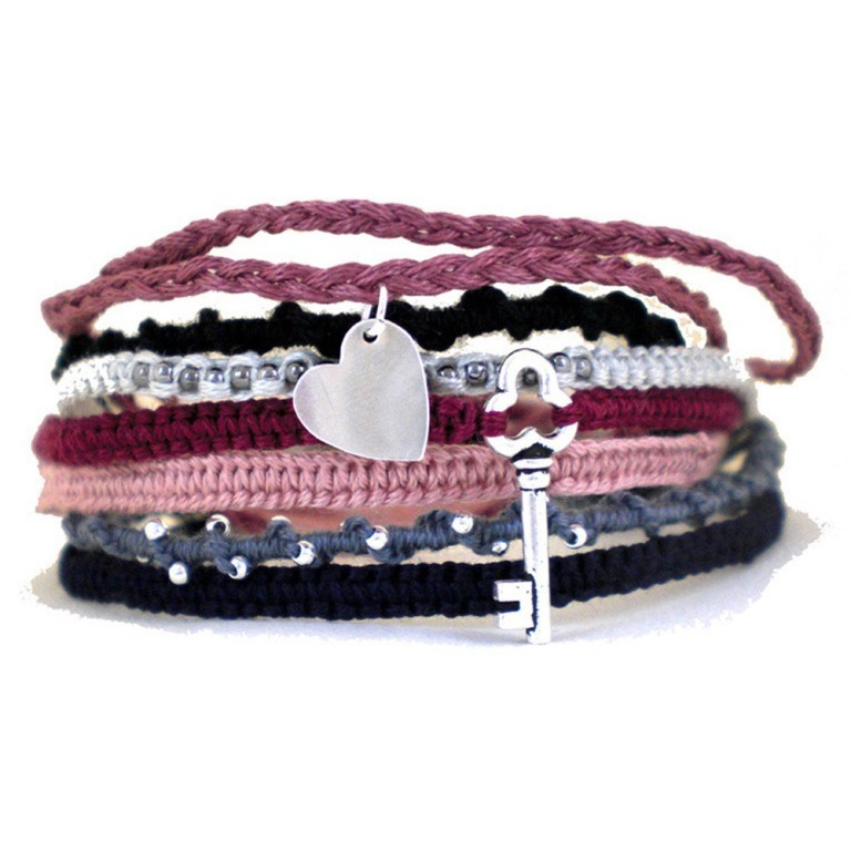 love-friendship-bracelets-1 Show Your Endless Love to Your Lover with These Unique Cuffs & Bracelets of Love