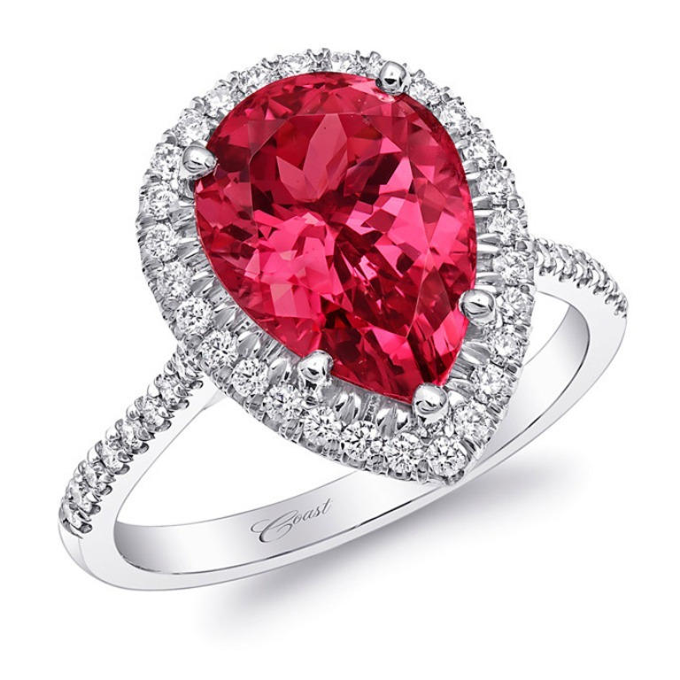 lsk10009-coast-diamond-wedding-engagement-ring-primary 60 Magnificent & Breathtaking Colored Stone Engagement Rings