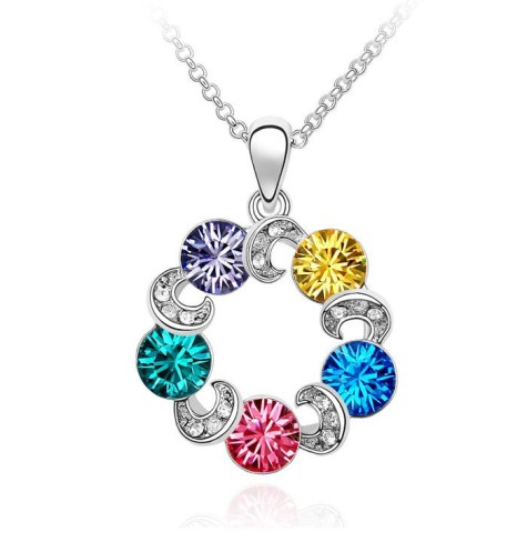 m-Free-shipping-wholesale-factory-direct-blue-rose-font-b-red-b-font-purple-multi-color-necklace-475x488 How To Choose The Right Necklace For Your Dress?