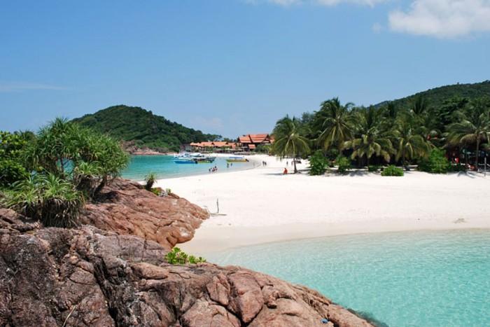 malaysia-Redang_pasir-padang-Beach Top 10 Greatest Countries to Retire