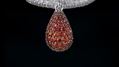 Photo of 40 Elegant Orange Sapphire Rings for Different Occasions