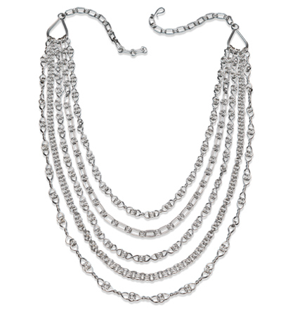neda-nessiri-sterling-silver-necklace How To Choose The Right Necklace For Your Dress?