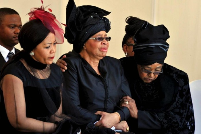 """nelson-mandela-funeral-qunu-south-africa The Anti-apartheid Icon """" Nelson Mandela """" Who Restored His People's Pride"""