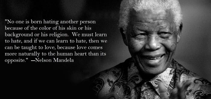 "nelson-mandela-quote The Anti-apartheid Icon "" Nelson Mandela "" Who Restored His People's Pride"