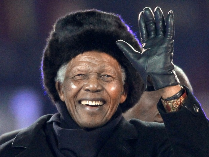 "nelson-mandela-winter The Anti-apartheid Icon "" Nelson Mandela "" Who Restored His People's Pride"