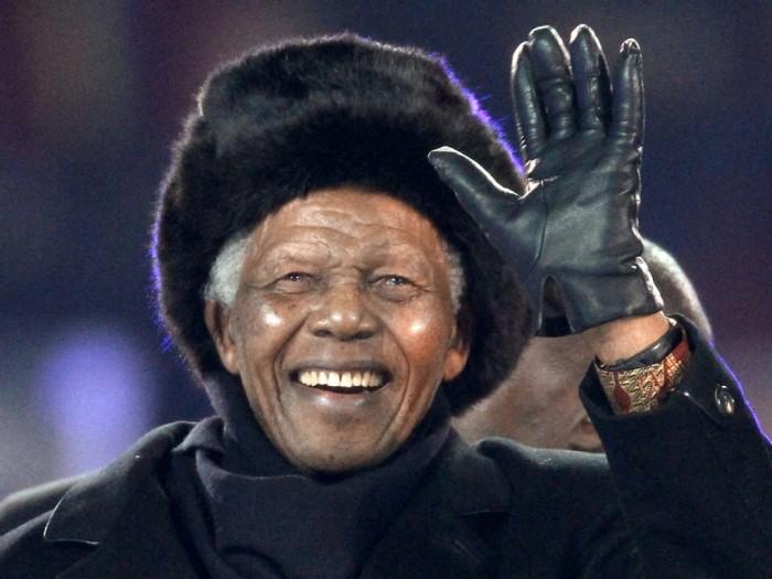 "nelson-mandela-winter The Anti-apartheid Icon "" Nelson Mandela "" Who Restored His People's Pride"