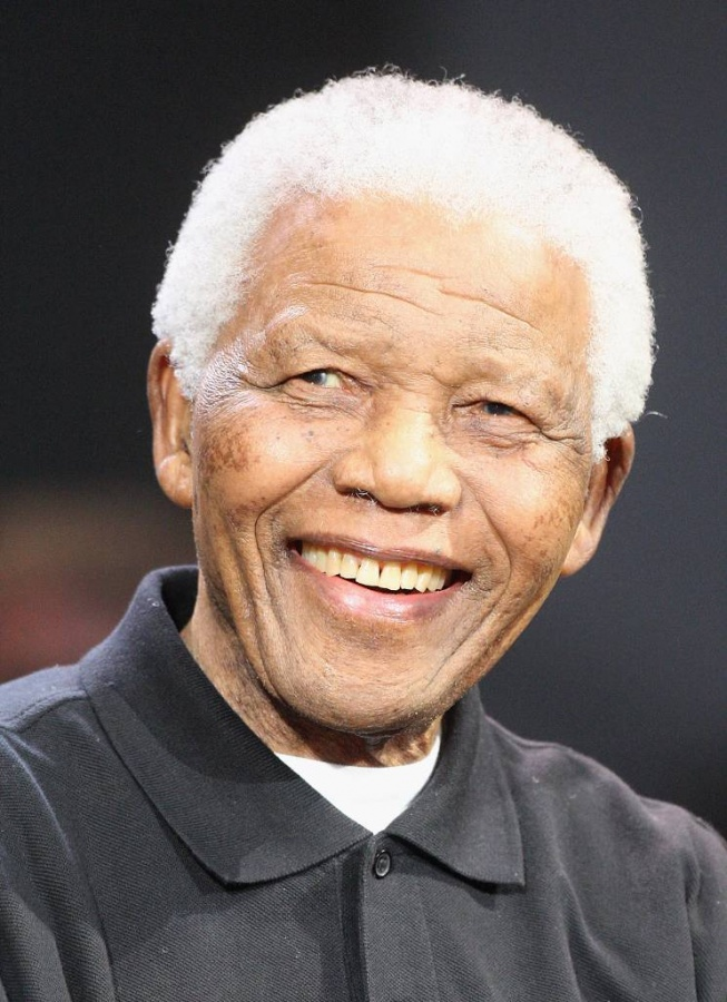 "nelson-mandela. The Anti-apartheid Icon "" Nelson Mandela "" Who Restored His People's Pride"