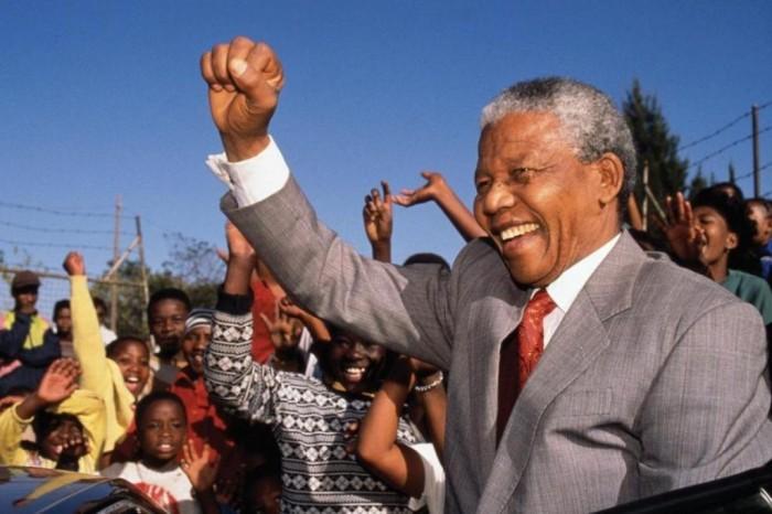 "nelson-mandela The Anti-apartheid Icon "" Nelson Mandela "" Who Restored His People's Pride"