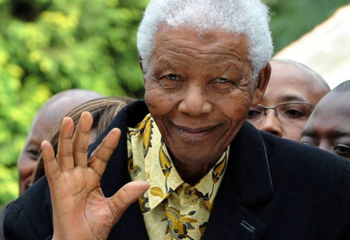 "nelsonmandelacremation The Anti-apartheid Icon "" Nelson Mandela "" Who Restored His People's Pride"