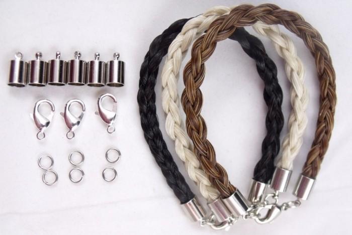 nwxy7t 45 Elegant & Breathtaking Horse Hair Bracelets