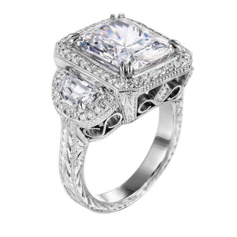original. 50 Unique Vintage Classic Diamond Engagement Rings
