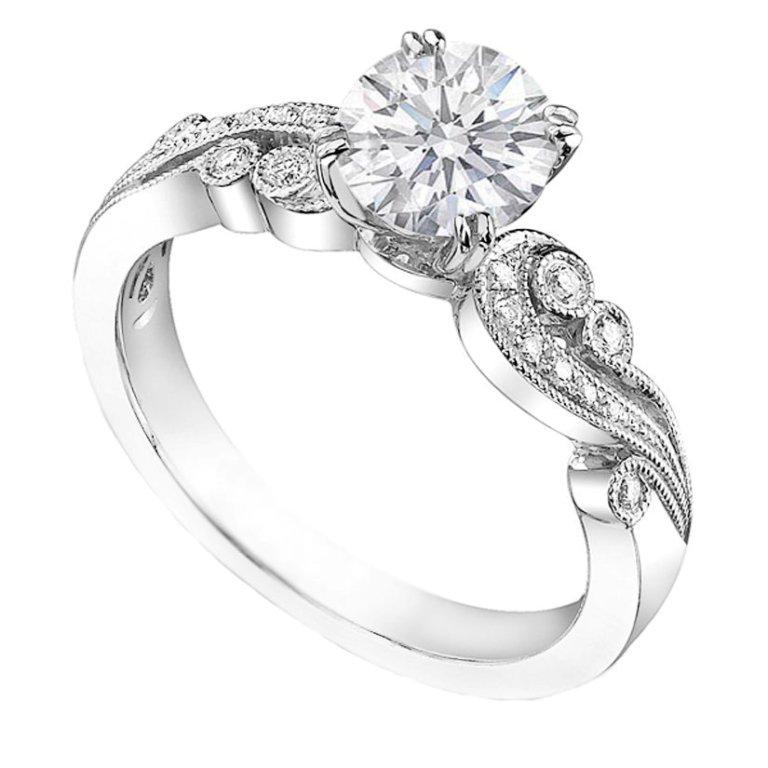 original1 50 Unique Vintage Classic Diamond Engagement Rings