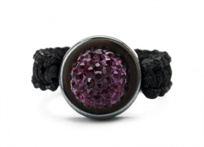 pl734351-handmade_crystal_shamballa_beads_jewelry_for_men_black_wedding_rings 40 Elegant & Catchy Handmade Men's Jewelry