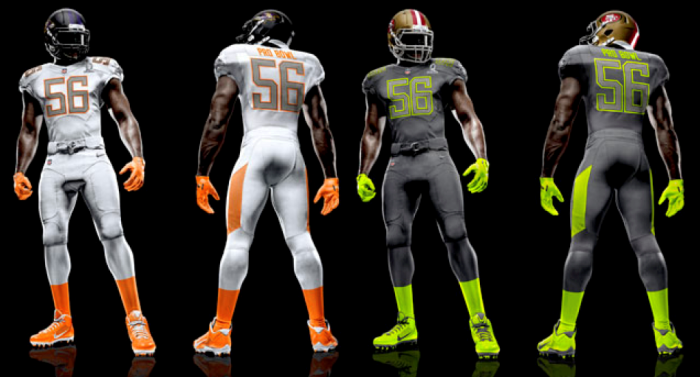 probowl-unis 2014 Pro Bowl Will Be As If You Have Never Seen It Before