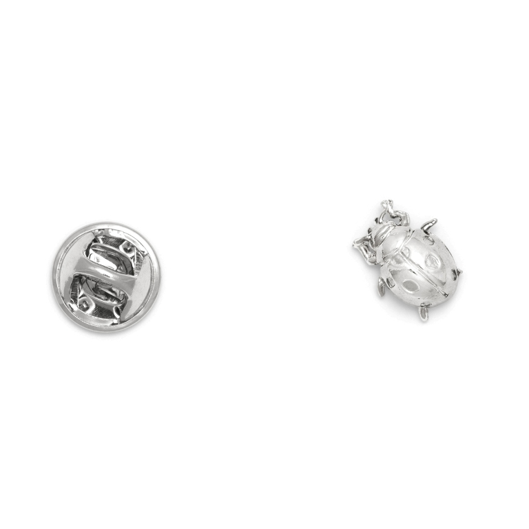 productimage-picture-ladybird-lapel-pin-silver-6508 Top 35 Elegant & Quality Lapel Pins