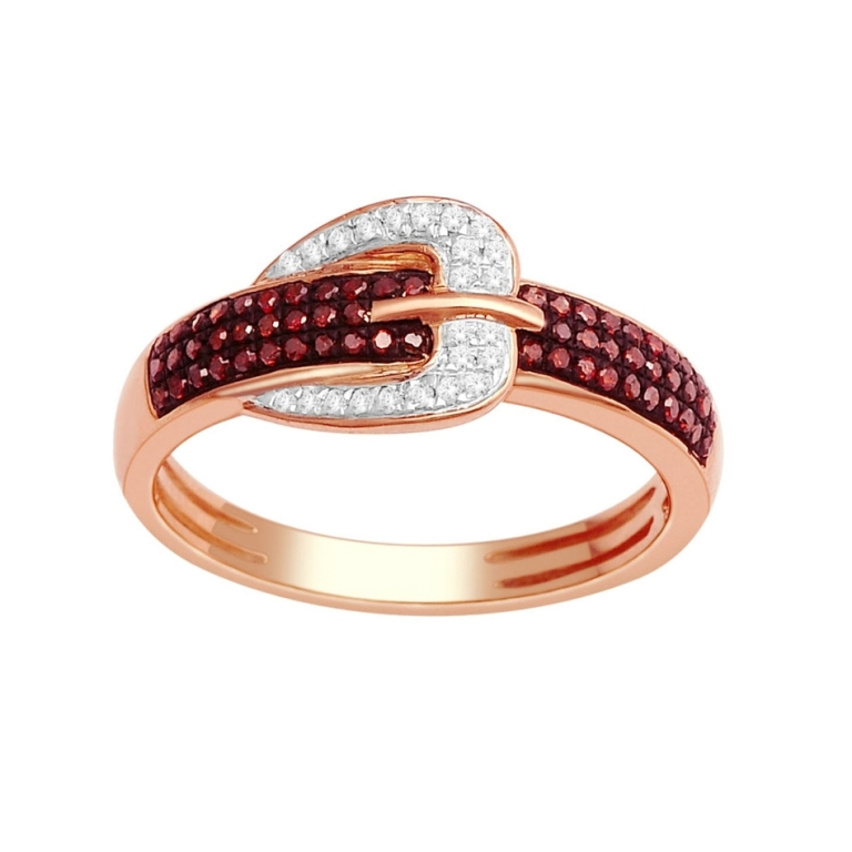 rf8519k1 Top 70 Dazzling & Breathtaking Rose Gold Engagement Rings