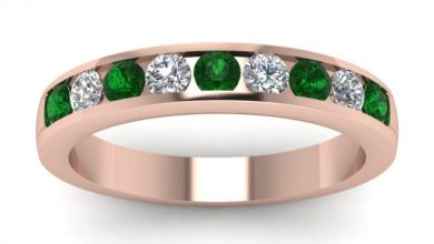 Photo of Top 60 Stunning & Marvelous Rose Gold Wedding Bands