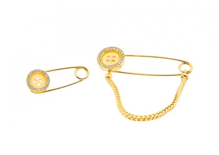 safety-lapel-pin-mens-fashion Top 35 Elegant & Quality Lapel Pins