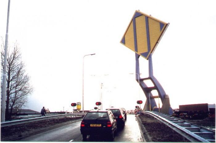 slauerhoffbrug-02 Have You Ever Seen Breathtaking & Weird Bridges Like These Before?