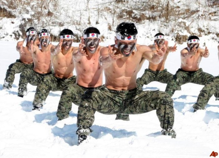 south-korea-winter-military-exercise-2010-1-8-3-10-51 Top 15 Highest Spending Governments on Their Military in the World