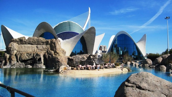 spain-Valencia-Aquarium-Amazing Top 10 Best Countries to Visit in Europe 2019