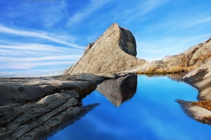 st-john-s-peak-at-mount-kinabalu-sabah-borneo-malaysia Top 10 Greatest Countries to Retire