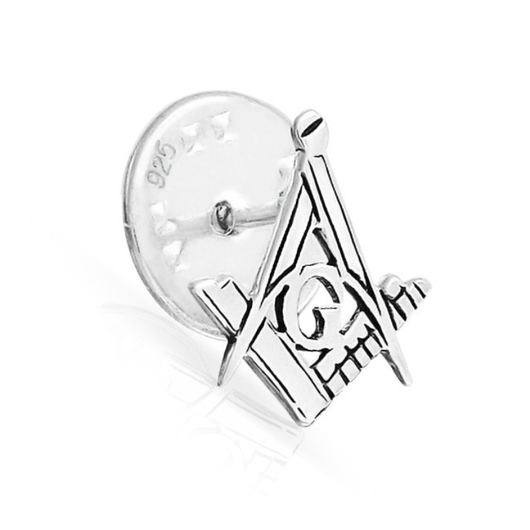 sterling-silver-freemason-lapel-pin_pmr-g10707_2 Top 35 Elegant & Quality Lapel Pins