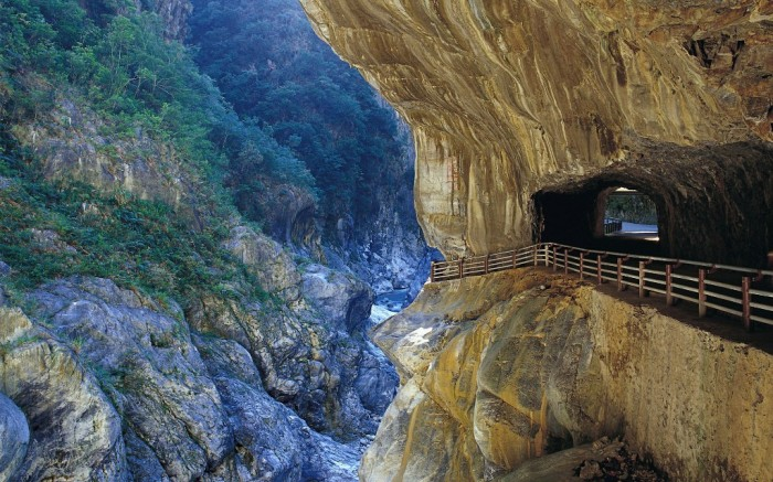 taroko-gorge-hualien-taiwan Top 10 Richest Governments in the World