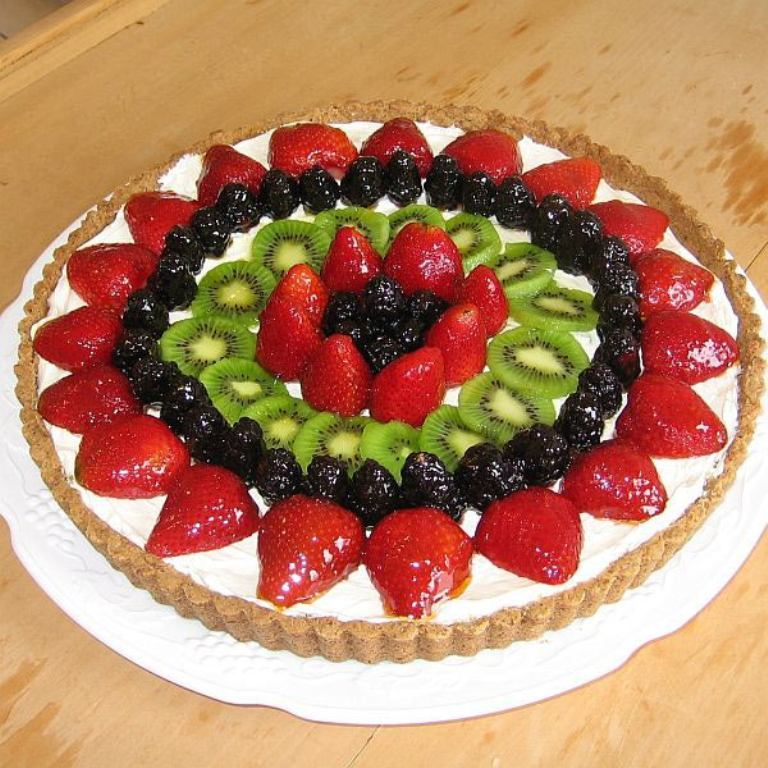 tart4 Do You Like Fruit Pizza? Learn How to Make It on Your Own