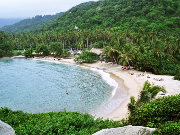 tayrona-national-park-beach Top 10 Greatest Countries to Retire