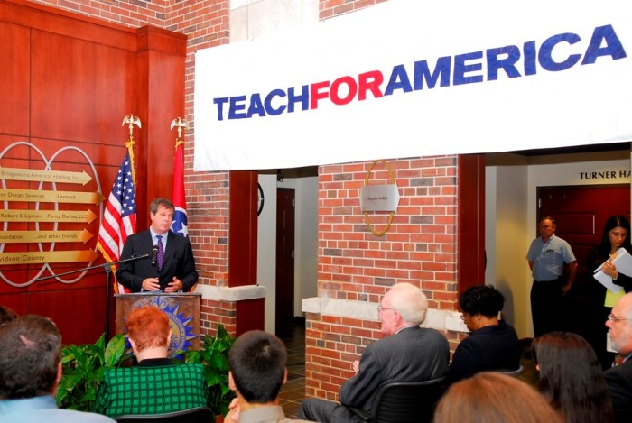 teach-for-america Top 10 Companies to Work for in New York 2020