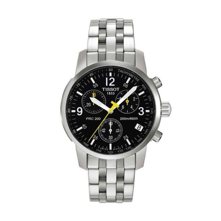 tissotprc200._tissot-prc-200-chronograph-sports-watch-for-men The Best 40 Sport Watches for Men