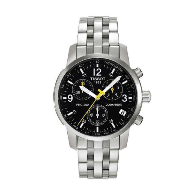 tissotprc200._tissot-prc-200-chronograph-sports-watch-for-men The Best 40 Sport Watches for Men