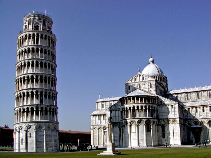 tourism-tower-pisa-in-italy Top 10 Best Countries to Visit in Europe 2019