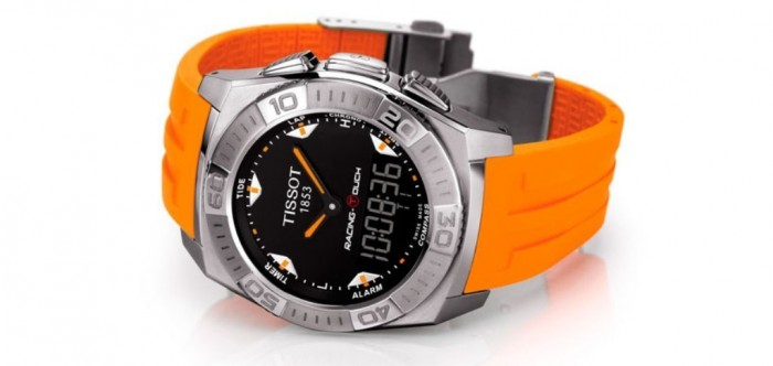 trendy-sport-watches-for-men-tissot-racing-touch The Best 40 Sport Watches for Men
