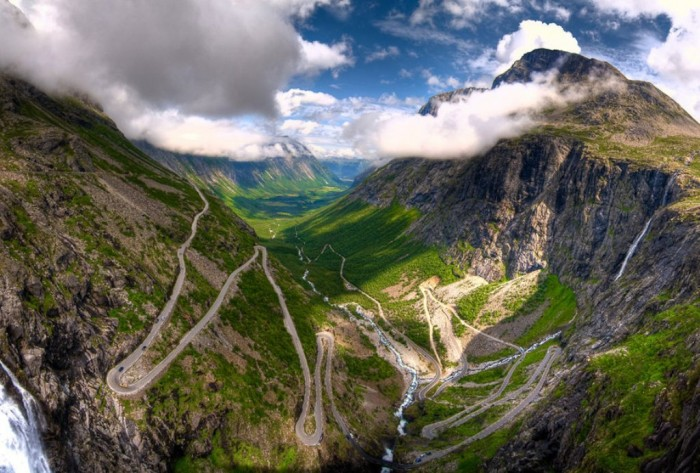trollstigen2 55 Most Fascinating & Weird Roads Like These Before?