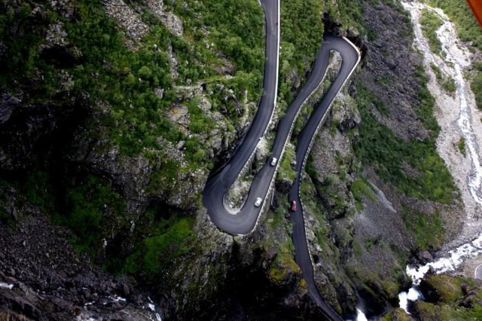 trollstigen3 55 Most Fascinating & Weird Roads Like These Before?
