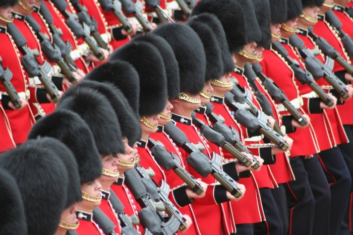 united-kingdom-Soldiers_Trooping_the_Colour_16th_June_2007 Top 15 Highest Spending Governments on Their Military in the World