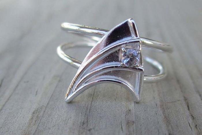 unusualringsforgamers-10 40 Unique & Unusual Wedding Rings for Him & Her