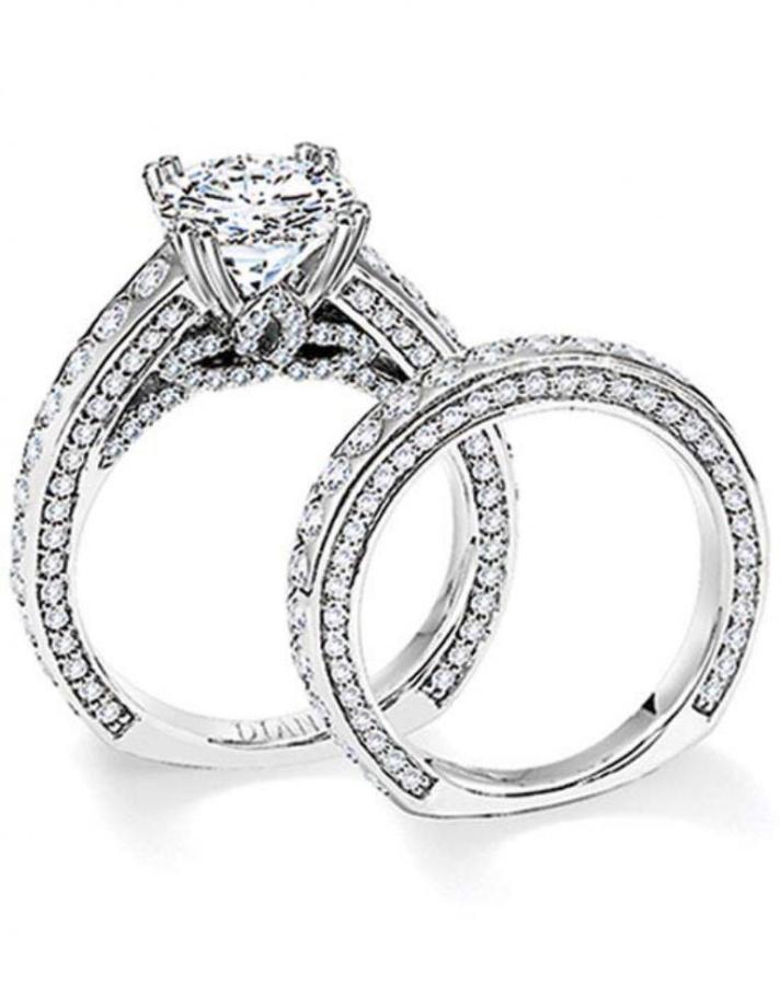 vsarchitectural2 50 Unique Vintage Classic Diamond Engagement Rings