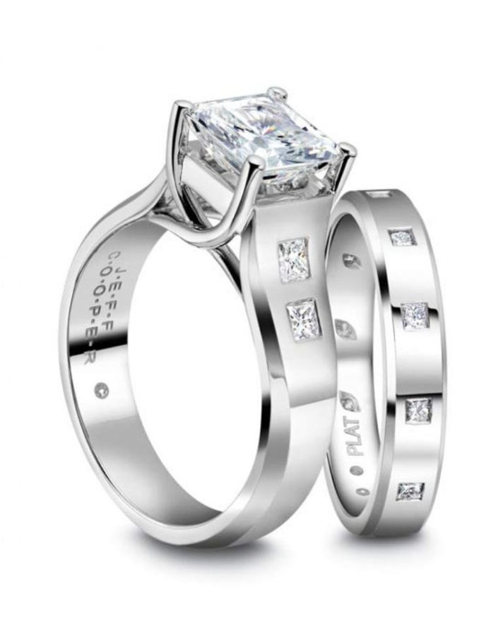 wedding-ring-clipart 35 Dazzling & Catchy Bridal Wedding Ring Sets