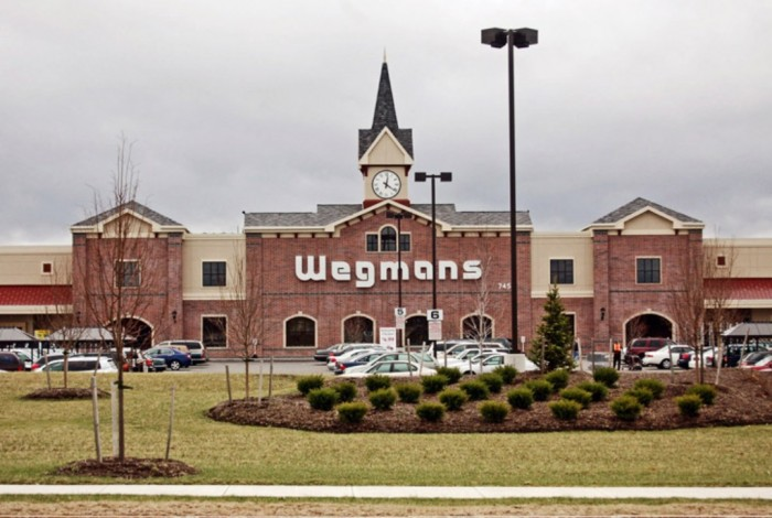wegmans11 Top 10 Companies to Work for in New York 2020