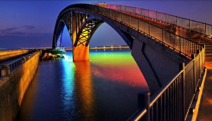 xiying_rainbow_bridge_tokyo_tęczory_most_designsekcja_4 Have You Ever Seen Breathtaking & Weird Bridges Like These Before?