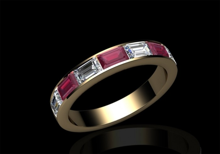 yslbebfmuyrqynktwuhanvxef95203 55 Fascinating & Marvelous Ruby Eternity Rings