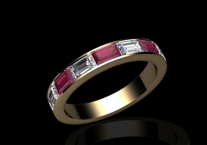 yslbebfmuyrqynktwuhanvxef95203 55 Fascinating & Marvelous Ruby Eternity Rings