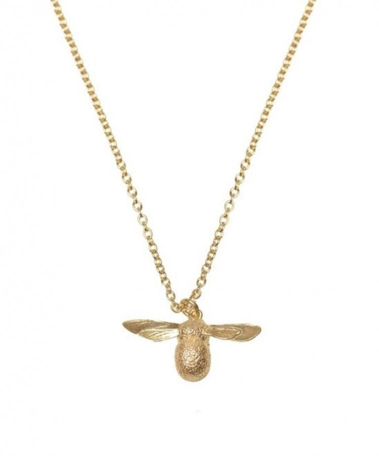 zzz 30 Non-traditional & Unusual Gold Necklaces