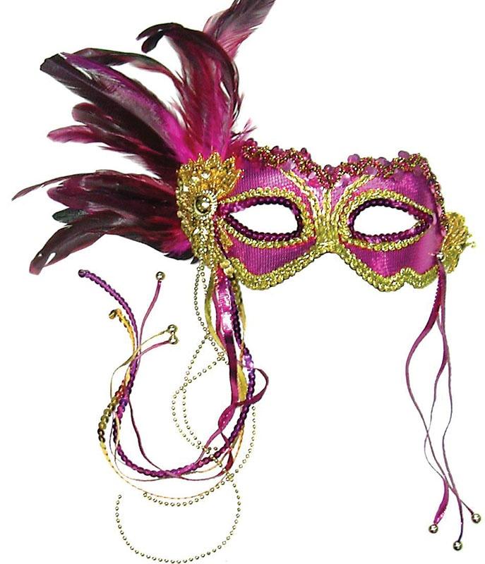 0001901_metallic-pink-masquerade-mask 89+ Stylish Masquerade Masks in 2018